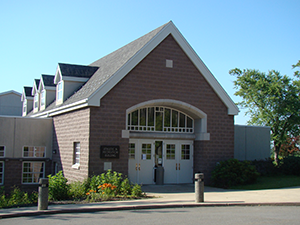 The Athletic & Recreation Building