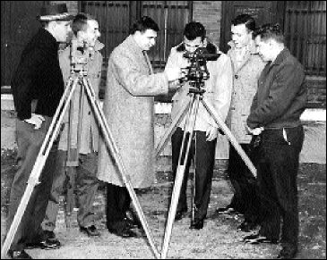early Penn State surveyors