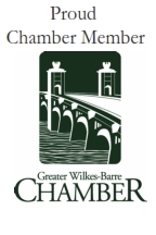 Logo: Proud Member of the Greater Wilkes-Barre Chamber of Commerce
