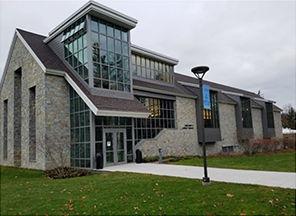 The Nesbitt Academic Commons, home of the Friedman Art Gallery