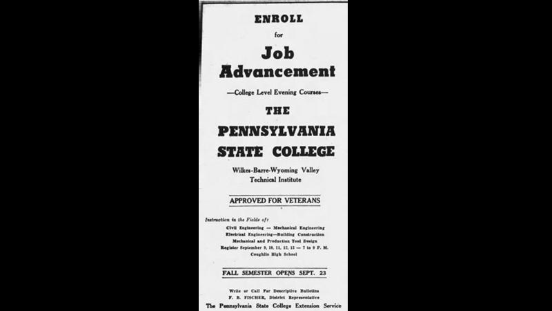job advancement