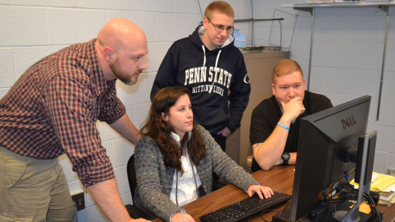 Undergrad Research Lab