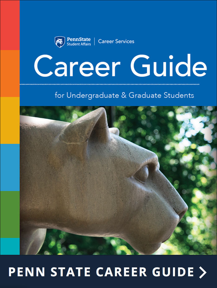 Career Guide for Undergraduate and Graduate Students