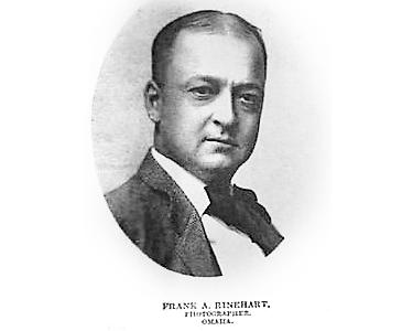 Frank Rinehart, photographer