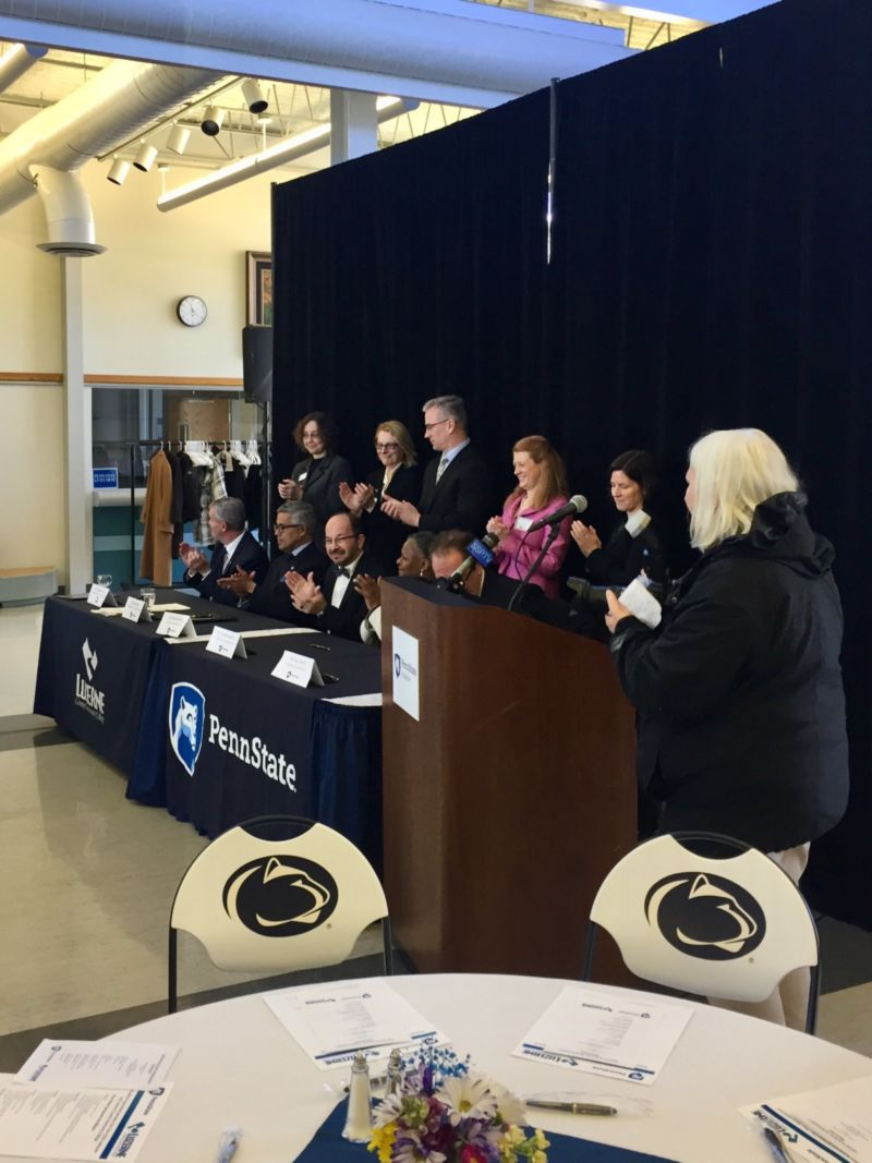 LCCC Articulation Agreement Effective Immediately