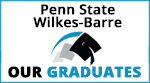 button that goes to Penn State Wilkes-Barre Marching Orders web page